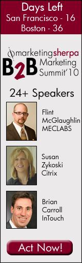 B2B Marketing Summit 2010