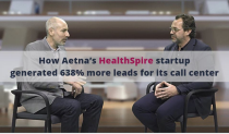 Case Study: How Aetna's HealthSpire startup generated 638% more leads for its call center
